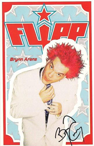 Flipp Lunch Box Brynn Card Front