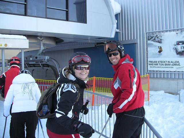 Nina and Dirk