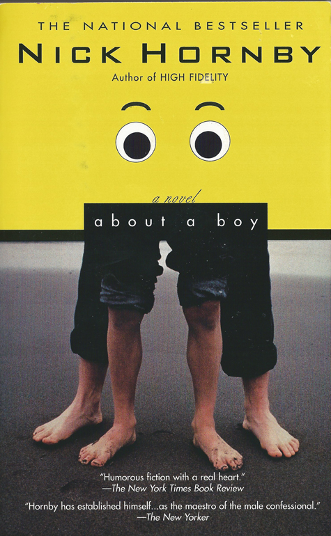about a boy by nick hornby essay