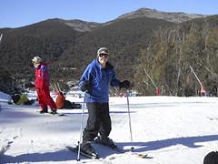Sam Towne - Ski australia