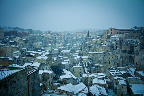 6835231989 25e0798bb4 Lessenza della bellezza unesco snow neve matera foto flickr