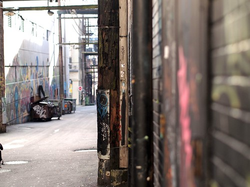 Vancouver Alley