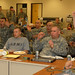 NewYork National Guard Soldiers Watch Super Bowl at Camp Shelby