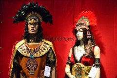 Private Island Party @ Halloween & Party Expo 2012