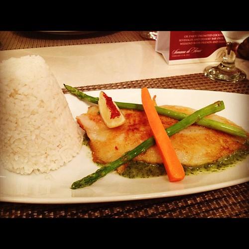 Pescado & Salsa Verde