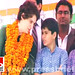 Kids join mother Priyanka Gandhi Vadra in Amethi (26)