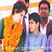 Kids join mother Priyanka Gandhi Vadra in Amethi (26)
