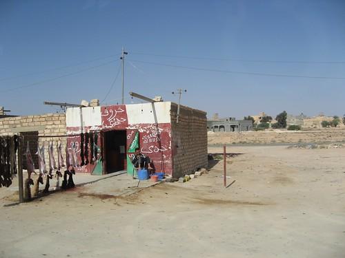 butcher libya