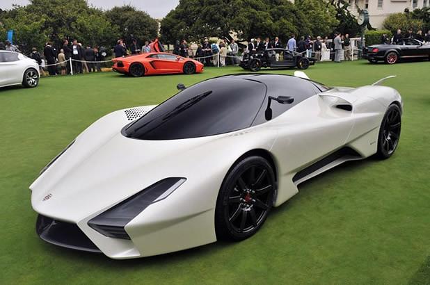 TOP 10: Carros para Milionários