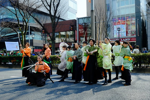 Harajuku St Patricks Day Parade 2014 30