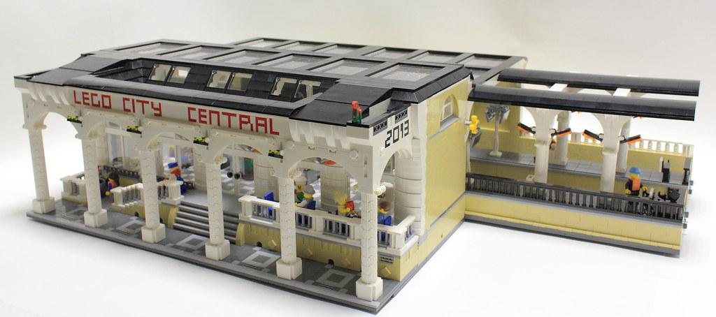 Modular Railway Station