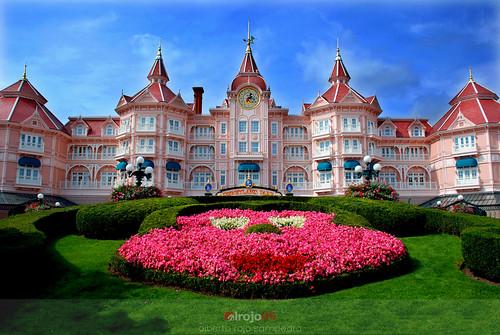 Hotel Disney | Eurodisney | París by alrojo09