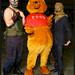 MegaCon 2014 - BANE, WINNIE THE POOH, SCARECROW