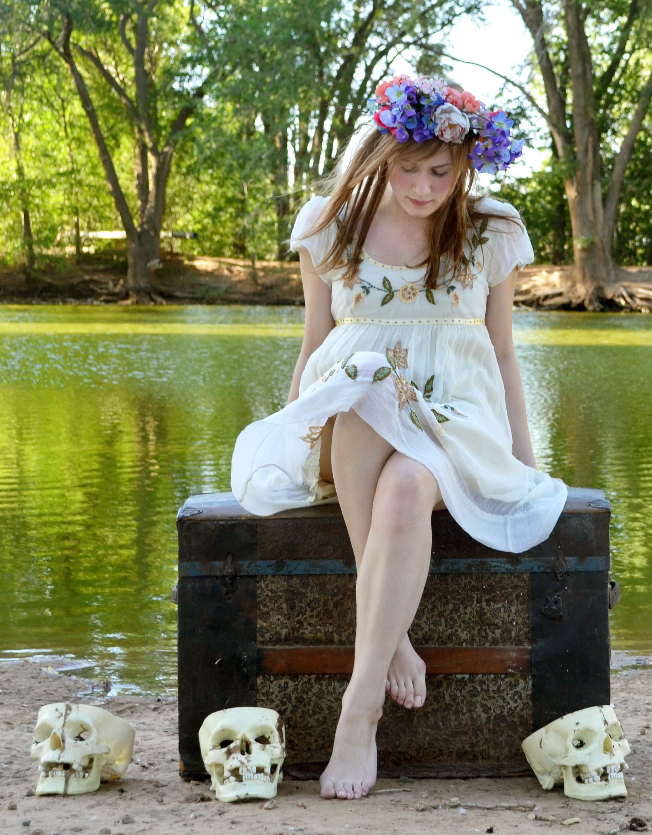 Brooke Denton, Ophelia, 31. Juli 2011