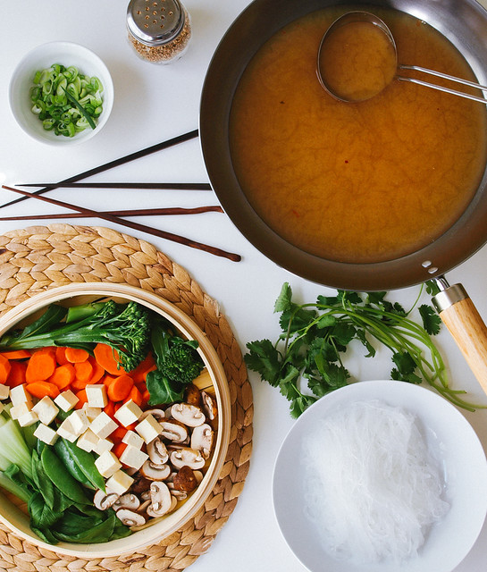 Red Hot Miso Noodle Bowl
