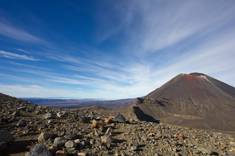 Tongariro Crossing - 29 March 2014