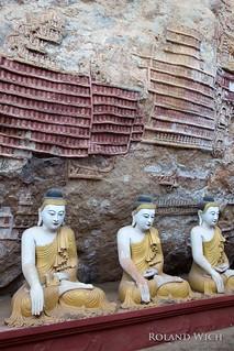Myanmar - Kawgoon Cave