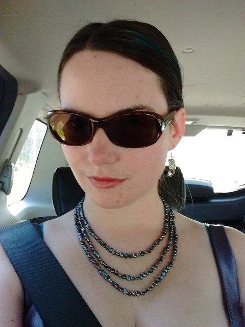 On way to opera