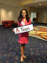 National American Miss California, Jordan Fowler at Nationals