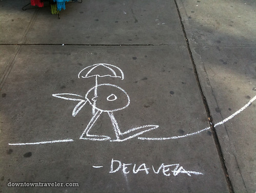 De la Vega chalk art in East Village_17