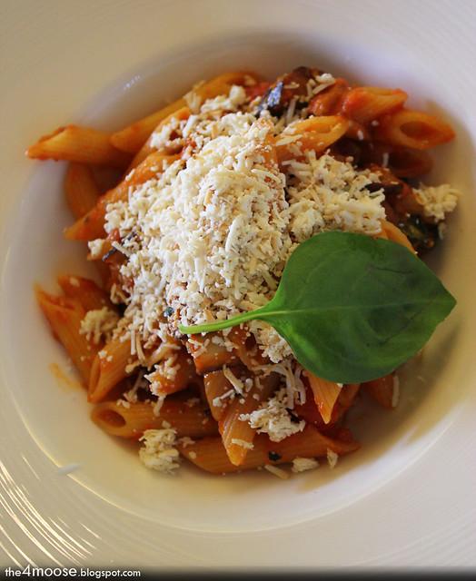 Da Paolo Ristorante - Penne with Smoked Eggplant