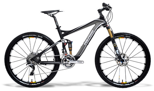 Polygon MTB Collosus CRX Seri 2012
