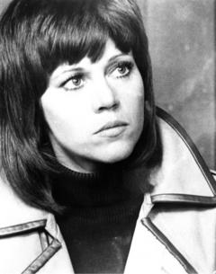Jane Fonda Klute shag