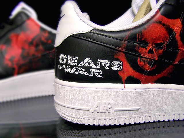 Buy Gears Of War Shoes
