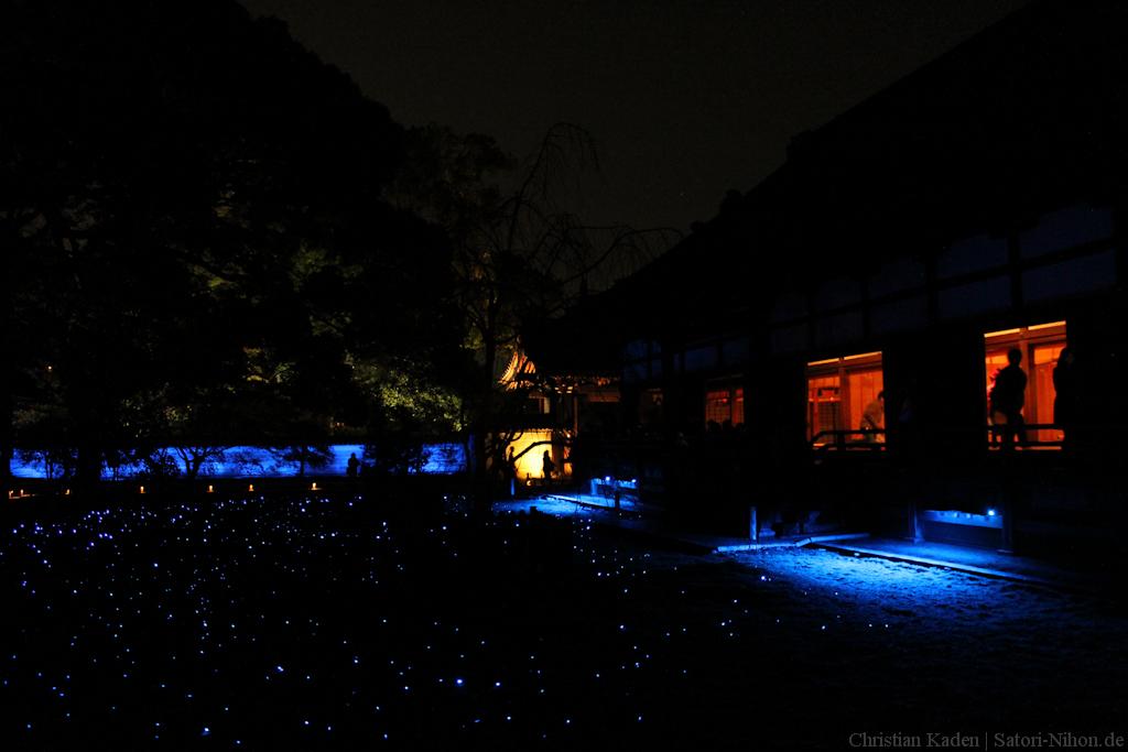 Shorenin nachtbeleuchtung japan kyoto - Moosgarten kyoto ...