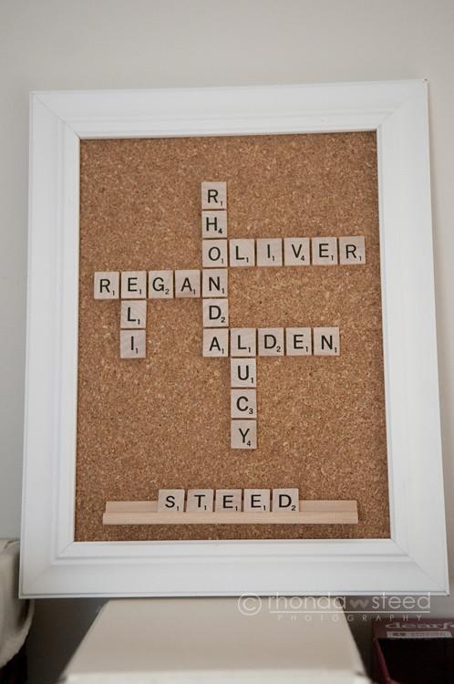 Scrabble Gift