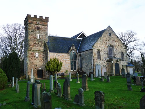 Cramond Kirk, Edinburgh