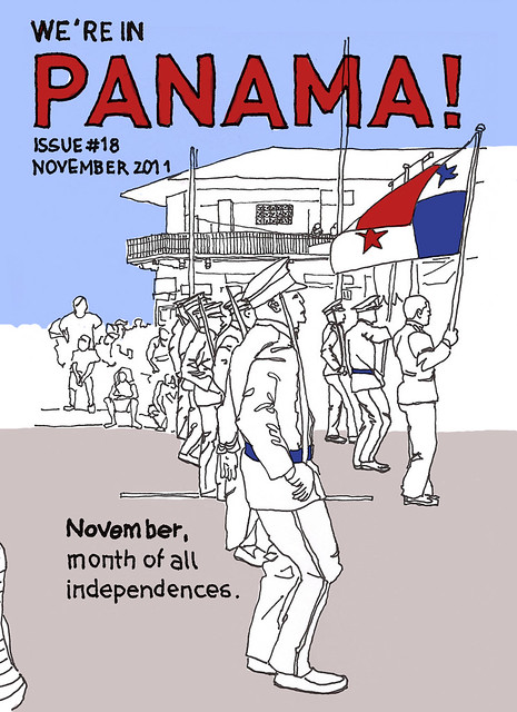 We´re in Panama, issue 18