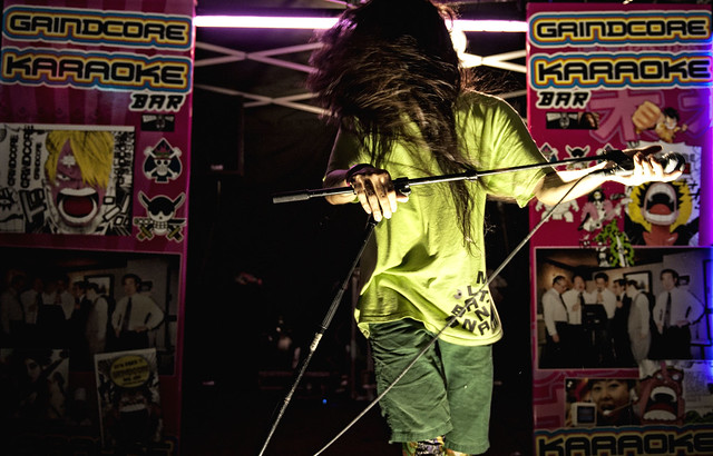 GOGBOT 2011   Grindcore Karaoke Bar  - Maruosa  (J)