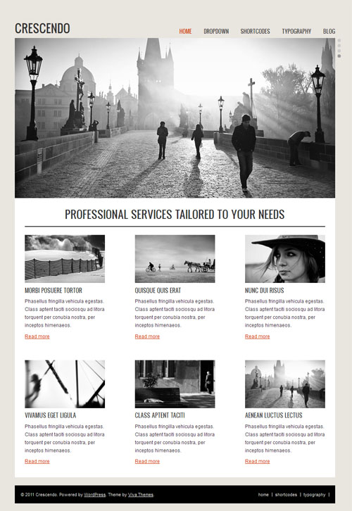 crescendo-wordpress-theme