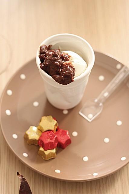 Marmellata di pere e cioccolato speziata
