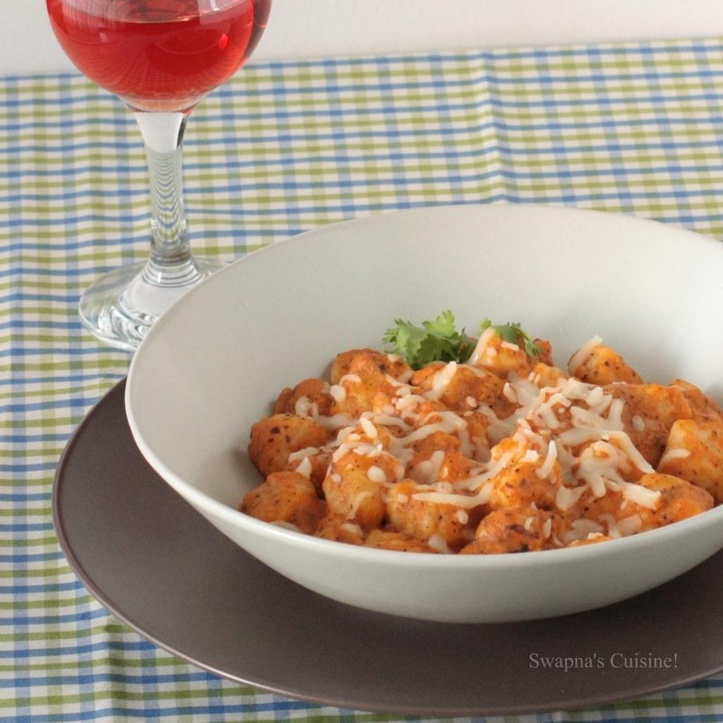 ... stewart gnocchi with tomato sauce gnocchi with spicy tomato sauce