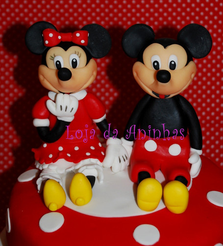 Mickey e Minnie by Aninhas_lisboa
