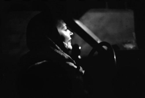 patrizia anichini driving in n.y.c. '87
