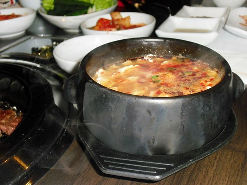 beancurd stew @ CHANG