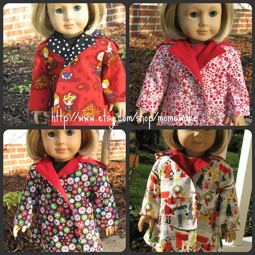 Picnik collage doll coats