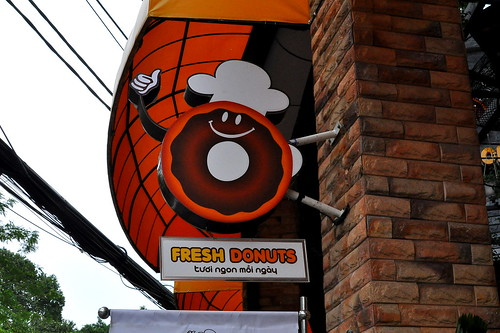 Fresh Donuts - Ho Chi Minh City