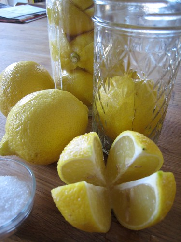 Preparing the Lemons
