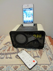 Yamaha iPhone Speaker