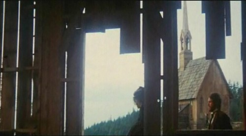 McCabe and Mrs. Miller - the church
