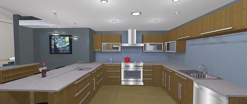 ... Horizontal Kitchen Wall Cabinets