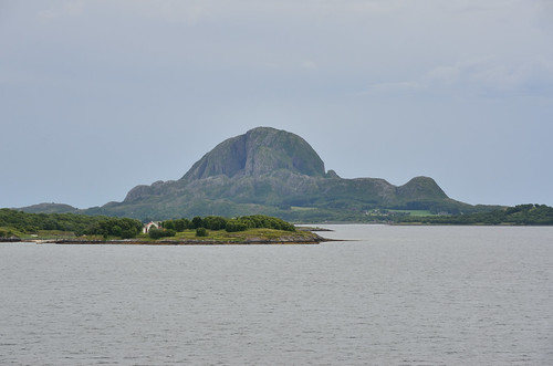 Torghatten Mountain
