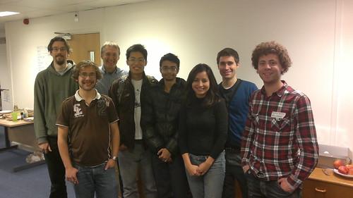 RHOK Oxford Dec2011