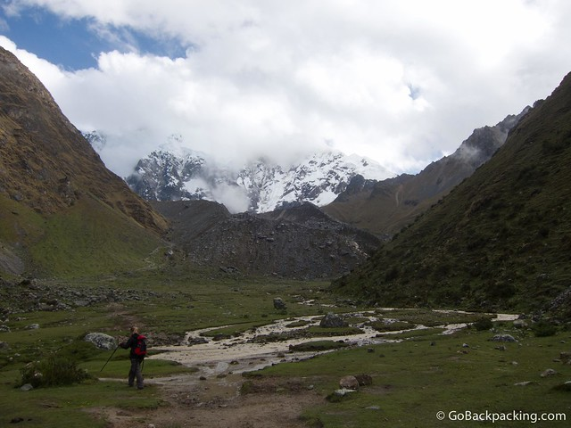The Salkantay Trek in Peru