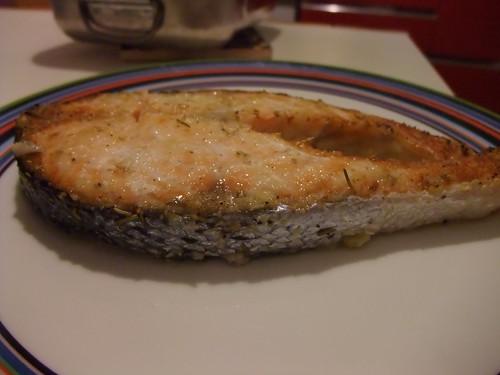Salmone al Forno