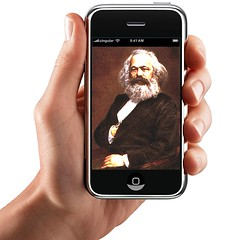 Marx on Iphone